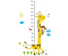 Vinilo adhesivo Girafa