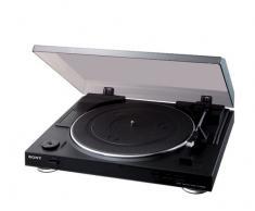 Sony pslx300usb tocadiscos 33 1 3 y 45 rpm usb conversión de vinilo a mp3