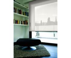 Viewtex Estor enrollable Decoscreen blanco perla 90 x 190 cm