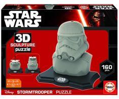 Educa Puzzle 3D Escultura Stormtrooper