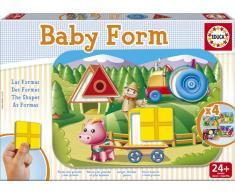Educa Puzzle Baby Form
