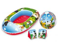 Bestway Set Playa Mickey/minnie C/carrito