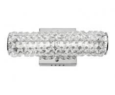 Aplique Sulion Espectra LED de cristal