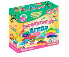 Science 4 You Esculturas De Arena (835 gr)