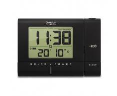 Reloj con panel solar Oregon