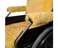 Ortohelp Protectores de reposabrazos silla de ruedas par