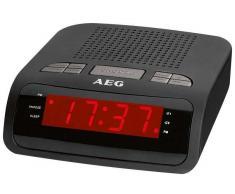 AEG Radio Despertador MRC 4142 negro