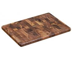 Zassenhaus Tabla de corte acacia 45 x 30 x 2.5 cm