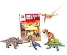 Legler Mundo de los dinosaurios Puzzle 3D