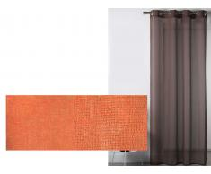 Textil Jap Cortina 140X260 cm Lisa Napoli Naranja