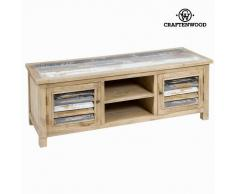 Mesa TV Madera de mindi (140 x 50 x 50 cm) - Colección Poetic by Craftenwood