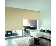 Viewtex Estor Enrollable Basik Garbi Ivory (120x250 cm)