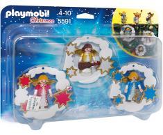 Playmobil 5591 Adornos Para Árbol De Navidad