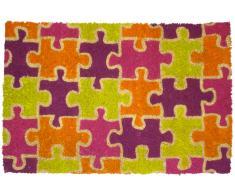 Koko Doormats Felpudo Puzzle