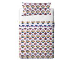 Juego de sábanas Minions 3 piezas (Cama 90)