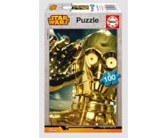 Educa Puzzle 100 C-3PO 100 Piezas
