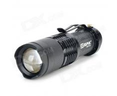 SIPIK SK 68 120lm Linterna Zoom LED? lente convexa c/ Q3-WC