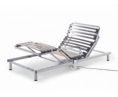 Beliani Somier Eléctrico - Ajustable - 90x200 Cm – Comfort (36259)