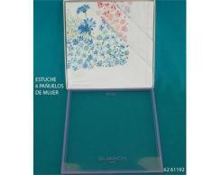Guasch pañuelos de mujer caja 6 unidades 100% algodón