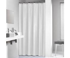 Sealskin cortina de ducha 180 cm modelo Granada 217001310 (Blanco)