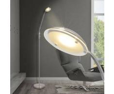 VidaXL lámpara de pie regulable con LED 5 W