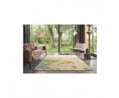 Brink & Campman Alfombra de lana Kodari Anemone Multicolor 140x200 cm