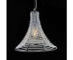 Lámpara de techo - de cristal tipo perla - Dema
