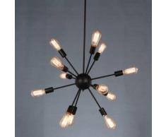 Lámparas de Araña moderno satélite 12 Luces - Kapella