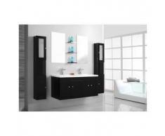 Mueble de baño modelo BARCELONE, negro