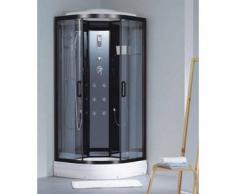 Cabina de ducha de hidromasaje + Hammam ALTO