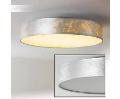 Victoria Lámpara de techo LED Blanca, 1 bombilla - 1100 Lumen - Diseño - Zona interior - 3000 Kelvin - 2 - 4 días laborables .