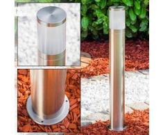 Globo XELOO Lámpara para exterior Acero inoxidable, 1 bombilla - - Moderno/Diseño - Zona exterior - - 4 - 8 días laborables .
