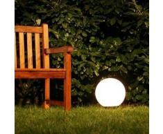 Miau Lámpara esféricas Blanca, 1 bombilla - - Moderno - Zona exterior - - 2 - 4 días laborables .