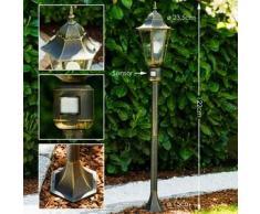 Bristol Lámpara de pie para exterior Latón, dorado, 1 bombilla - - Moderno/Diseño - Zona exterior - - 2 - 4 días laborables .