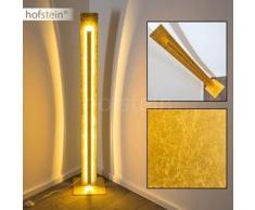Petrolia Lámpara de pie LED dorado, 1 bombilla - 2400 Lumen - Moderno/Diseño - Zona interior - 3000 Kelvin - 2 - 4 días laborables .