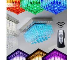 Globo Mathilda Lámpara de techo LED Cromo, 13 bombillas - 850 Lumen - Moderno - Zona interior - 4000 Kelvin - 2 - 4 días laborables .