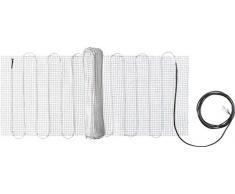 Stiebel Eltron eléctrico de suelo radiante ftt 160 C, 1 m², 2 x 0,5 m, 160 W/M², 1 pieza, color blanco, 234287