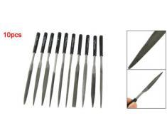Varios Joyero enormemente popular herramienta manual aguja nariz archivos 10 piezas