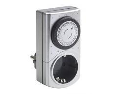 Meister 7474160 - Día reloj temporizador 3680 w, mini
