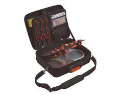 Plano PC 100E - Maleta porta herramientas profesional en E.V.A. (Etileno, Vinilo, Acetato) con estructura de refuerzo en ABS