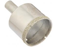 35 mm de diámetro tono plateado sierra perforadora eléctrica de corte y medición para cristal corte para azulejos de cerámica