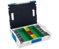 Sortimo 121015573 L-Boxx 102 - Caja de herramientas con compartimentos (G3)