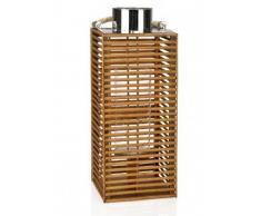 Andrea House AX14272 - Sop Vela Cdo Bamboo/Metal 18X18X45