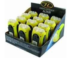 Highlander Altair - Linterna, color amarillo