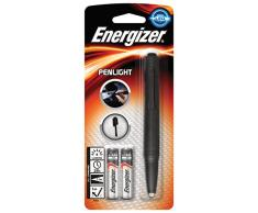 Energizer LP30451 - Linterna con forma de bolígrafo, 2 pilas AAA, color negro