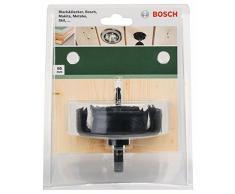 BOSCH sierra de corona para lámparas de techo, Carbon 1/4 HEX, 86 mm, 2609256D12