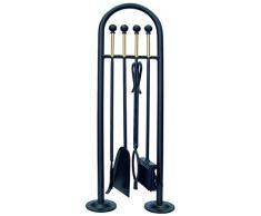 Imex El Zorro 10073 - Pack de 4 piezas para chimenea (70 cm)