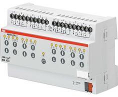 Niessen - Actuador persiana 4 canal 24v corriente alterna con detección