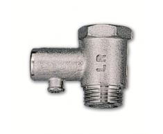 acquastilla 102671 Válvula con fijaciones MF para calentador de agua