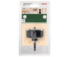 BOSCH sierra de corona para lámparas de techo, Carbon 1/4 HEX, 60 mm, 2609256D06
